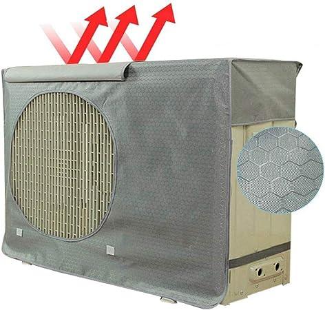 Cubierta antipolvo del aire acondicionado, aire acondicionado ...