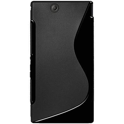 Amazon.com: Amzer amz95976 Dual Tone TPU Hybrid Skin Fit ...