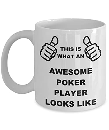 Amazon Com Funny Birthday Gifts For Poker Player Wife Husband Mom