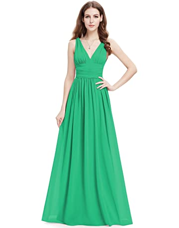 ea1f8134b Ever-Pretty Sleeveless V-Neck Semi-Formal Maxi Evening Dress 09016