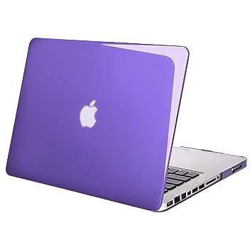 MOSISO Funda Dura para Old MacBook Pro 13 Pulgadas con CD-ROM A1278 (Versión
