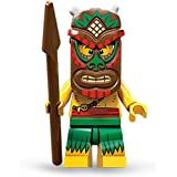 LEGO Minifigures Series 11, Island Warrior