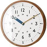 電波時計 壁掛け Storuman ストゥールマン ブルー インターフォルム CL-2937BL CL-2937BL