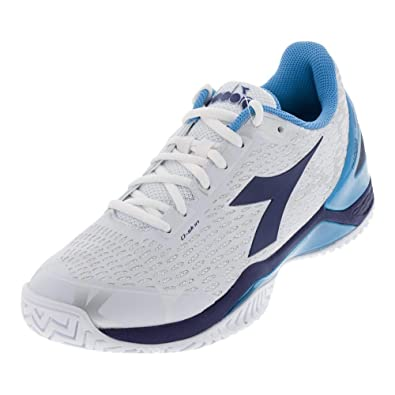 dde5cb630f Diadora Mens Speed Blushield 2 Ag Tennis Athletic,
