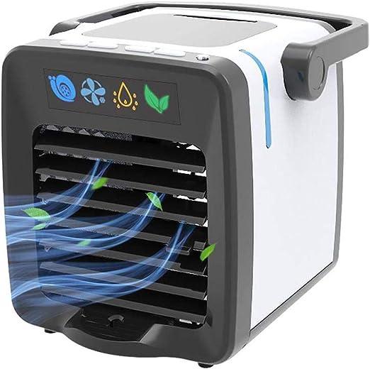 Aire Acondicionado Refrigerador USB Ventilador de Escritorio ...