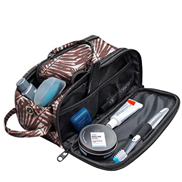 26b6fd04d753 Toiletry Organizer Storage Bag for Men or Women ... - Amazon.com