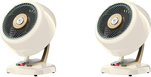 Vornado VHeat Whole Room Vintage Home Portable Electric Space Heater Green