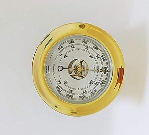 Chelsea Shipstrike Barometer 6 inch