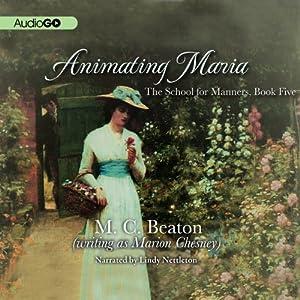 Animating Maria Audiobook