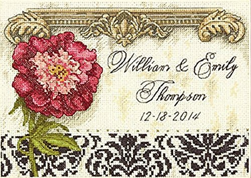 Dimensions Crafts 70 65138 Elegant Wedding