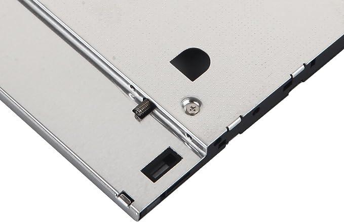 DeYoung 2 nd disco duro HD SSD SATA Caddy para Lenovo IdeaPad G50 ...