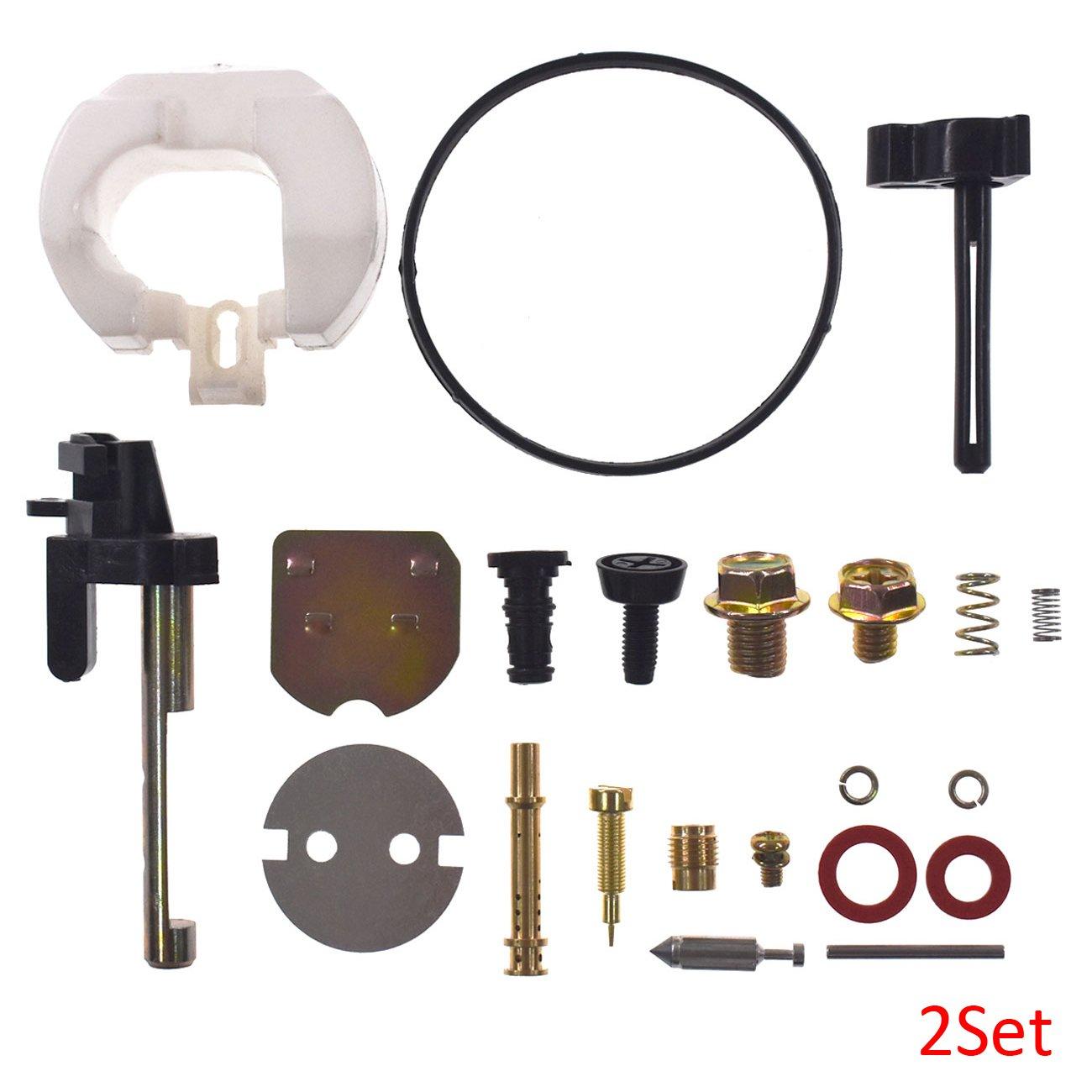 JRL Kit de Reparación de carburador de Calidad cortacésped ...
