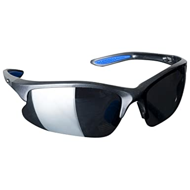 7752c09254 Trespass Mantivu - Lunettes de soleil sport - Adulte unisexe (Taille  unique) (Gris foncé): Amazon.fr: Vêtements et accessoires