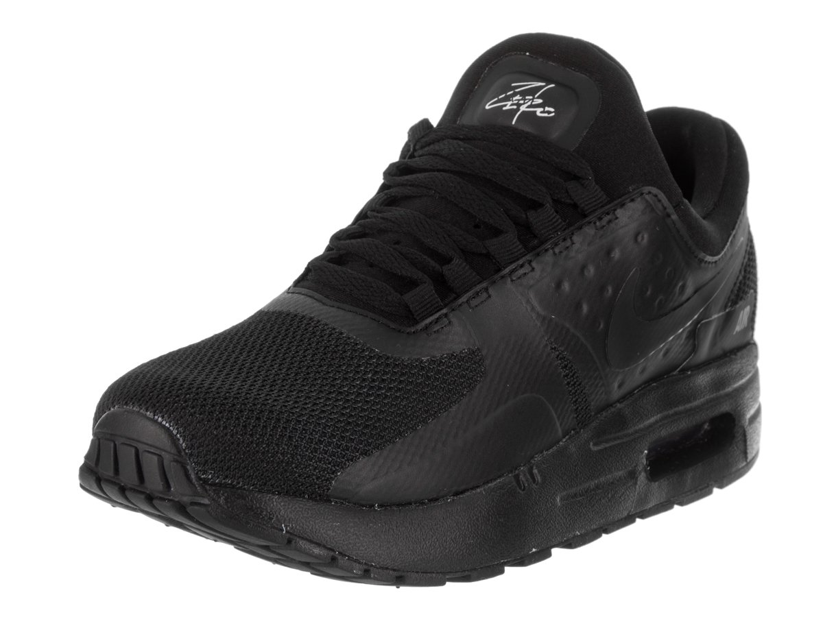 brand new f9762 5f5a9 Galleon - Nike Kids Air Max Zero Essential PS Black Black Black Running  Shoe 13.5 Kids US