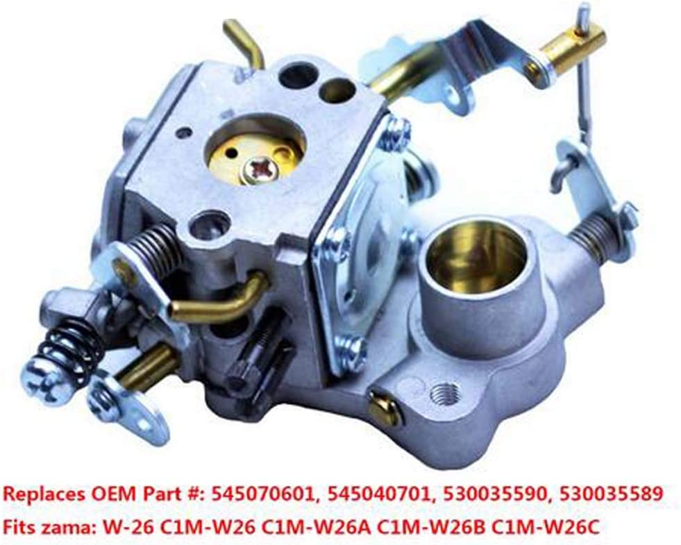 Zama Carburetor  Part Number 545070601         W26C