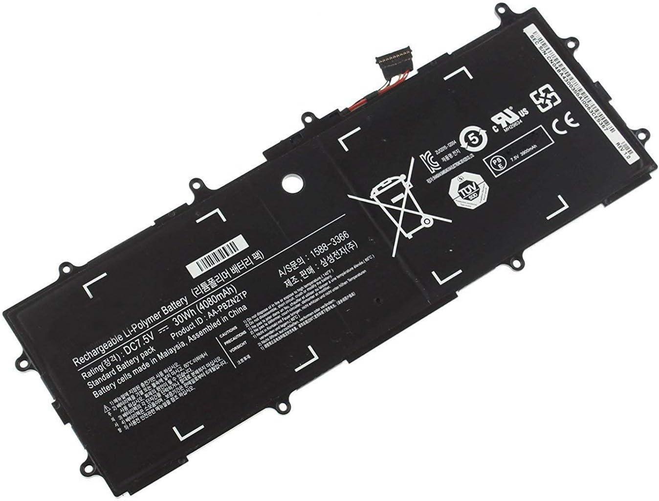 Hubei AA-PBZN2TP Batterie dordinateur Portable pour Samsung XE500T1C 905s3g XE303 XE303C12 910S3G 915S3G ATIV Book 9LITE 7.5V 30Wh