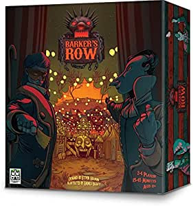 Barker's Row Card Game