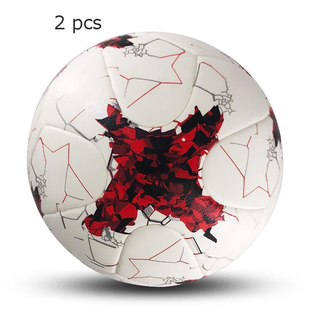 Niña Chico Futbol Balón de fútbol para niños Tamaño Oficial del ...