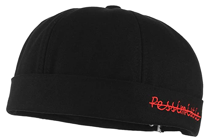 Image Unavailable. Image not available for. Color  GEMVIE Unisex Cotton Skull  Cap ... 9239497b83f7