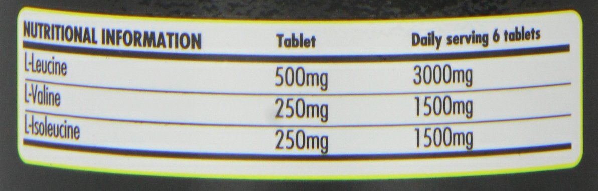 CNP Pro BCAA 180 tablet by CNP (Image #2)