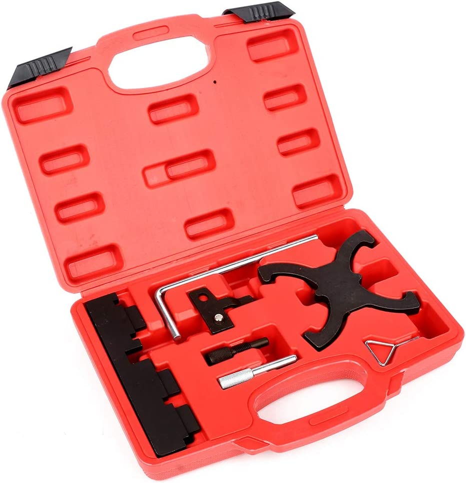 OCPTY Engine Timing Tool Kit Fit For Ford 1.6 TI-VCT Duratec EcoBoost C-MAX Fiesta Focus Repair Kit