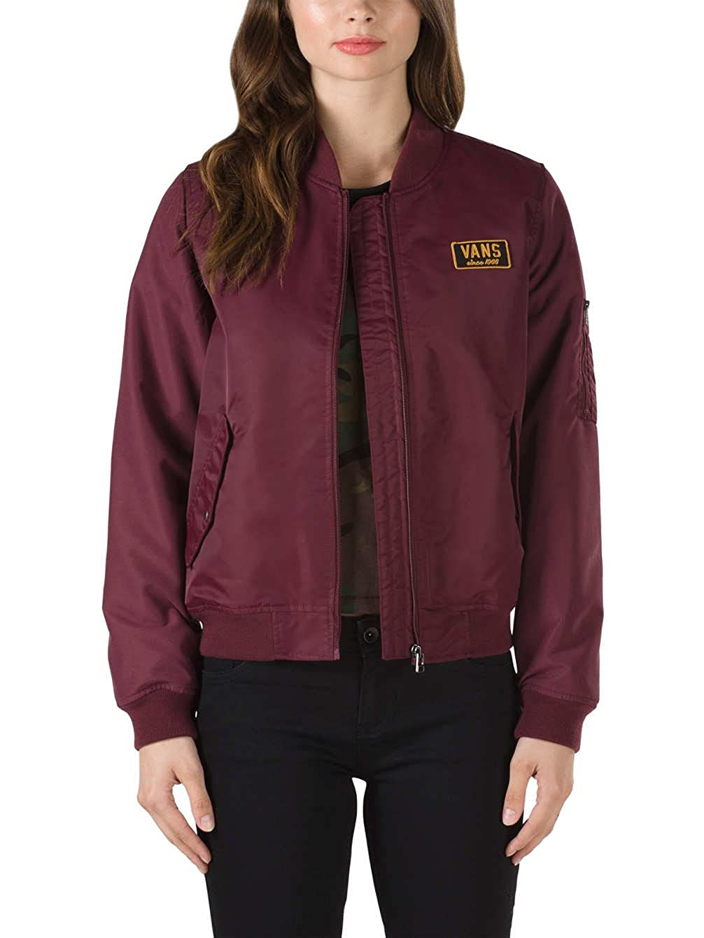 Vans - Boom Boom - Chaquetas Bomber - Port Royale: Amazon.es ...