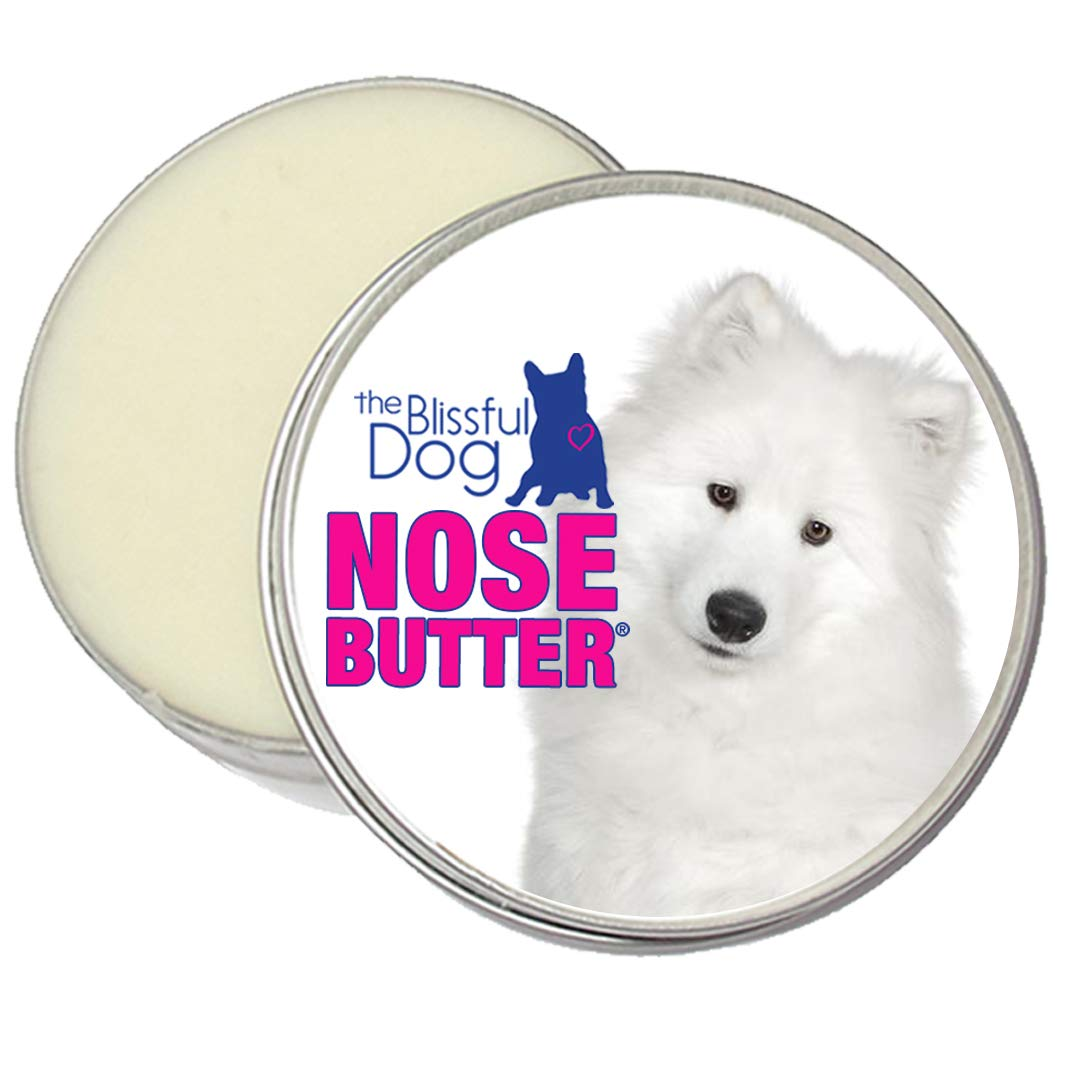 2-Ounce The Blissful Dog Samoyed Nose Butter, 2-Ounce