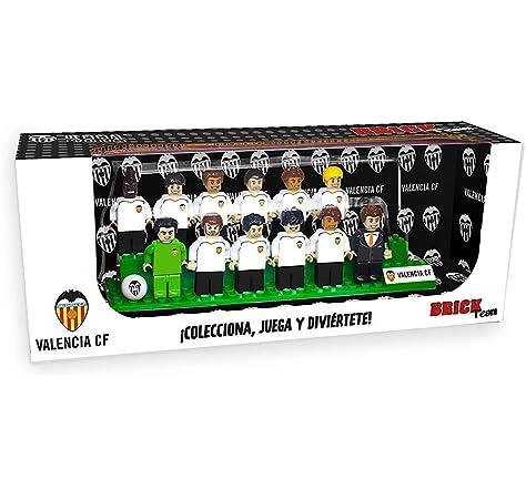 Eleven Force Brick Team Valencia CF (13262): Amazon.es: Juguetes y juegos