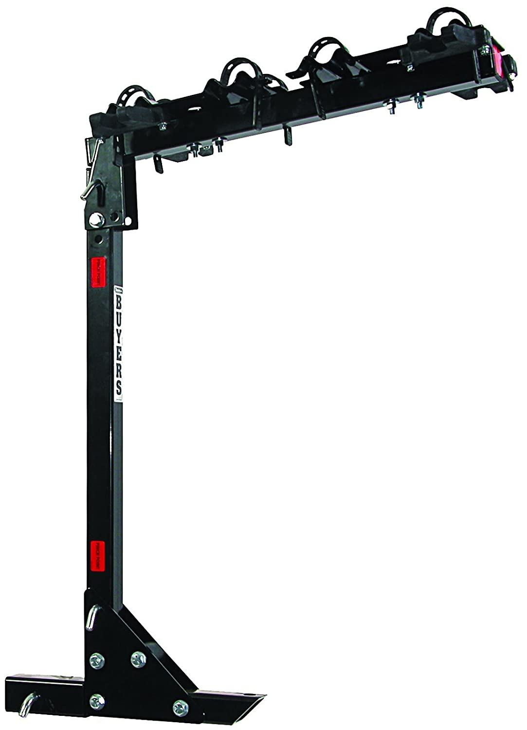 Buyers Products 1805005 Towable Bike Carrier Automotive