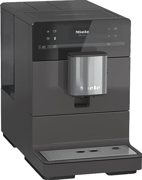 Miele Stand – Cafetera automática, 0.2 kg gris grafito: Amazon.es: Hogar