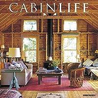 Cabinlife 2019 Wall Calendar