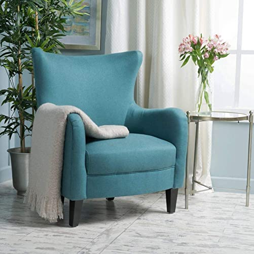 Best living room chair: Christopher Knight Home Arabella Fabric Club Chair