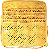 Stitchberry Circular Knitting Needle Organizer, Polka Dot