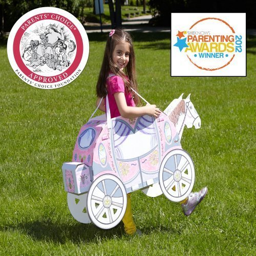 Kid Constructions 1003-1 Wearables Princess Carriage Kit]()