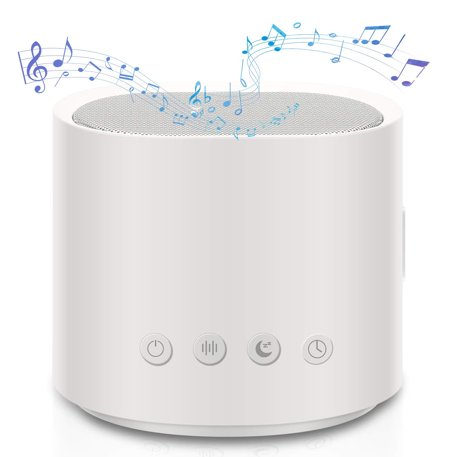 White noise machine for relaxing