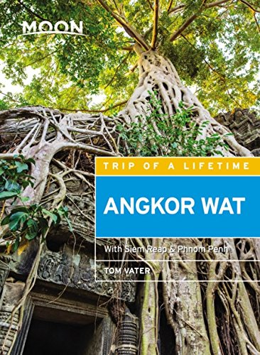 Moon Angkor Wat: With Siem Reap & Phnom Penh (Travel Guide)...