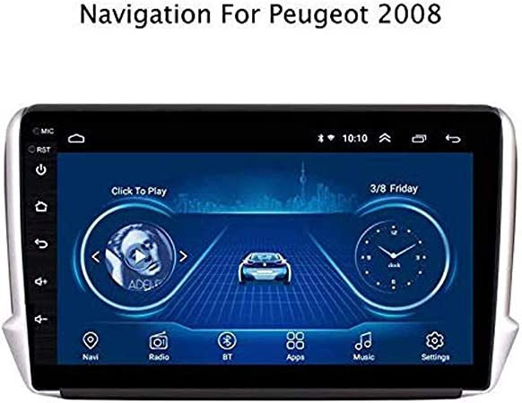 Android 8 1 Gps Navigations Radio Für Peugeot 208 2014 2018 Car Stereo Doble Din In Dash Head Unit 9 Hd Touch Screen Multimedia Player Receiver Mirrorlink Auto