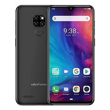 Teléfono móvil (2019), Ulefone Note 7P, desbloqueo de teléfono ...