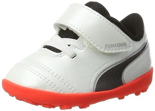 Puma One 17.4 TT V Inf, Zapatillas de Fútbol Unisex para Niños: Amazon.es: Zapatos y complementos