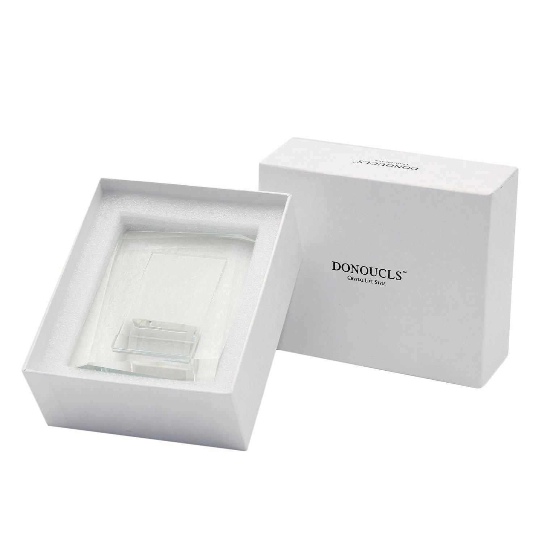 Geschliffenes Kristallglas Bilderrahmen von donoucls - 2x3 Inch ...
