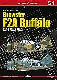 Brewster F2a Buffalo. F2a-1, F2a-2, F2a-3 (Topdrawings)