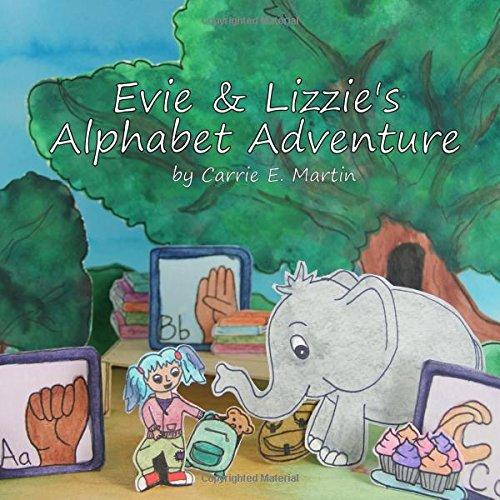 Download Evie & Lizzie's Alphabet Adventure pdf epub