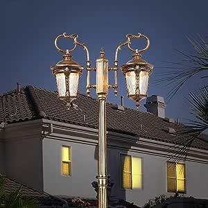 WHYA 2-luces 1.85M tradición europea Victoria Calle Patio ...