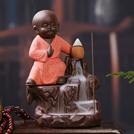 CSU Smoke Fountain Karate Monk (Pink)
