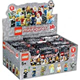 LEGO 71000 Series 9 Case of 60 Collectible Minifigures