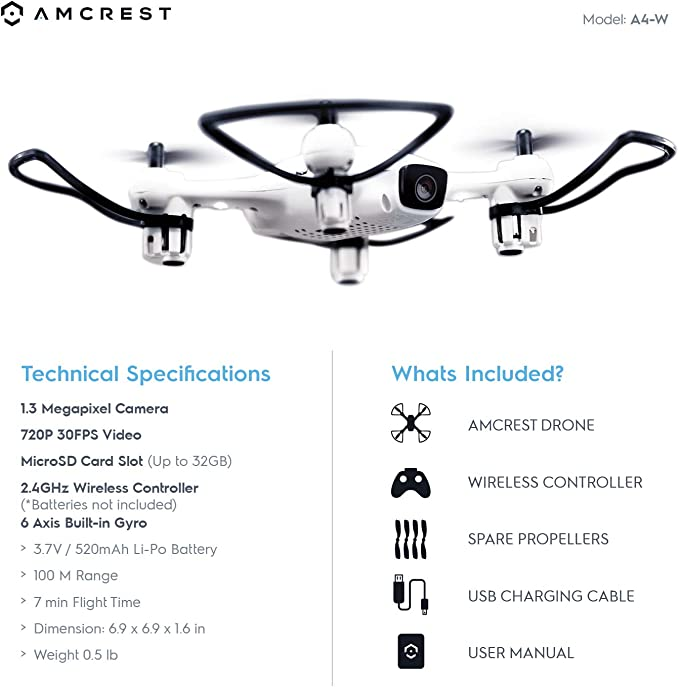 Amcrest A4-W product image 5