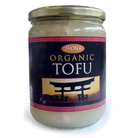 Biona Organic - Jarred Tofu - 360g