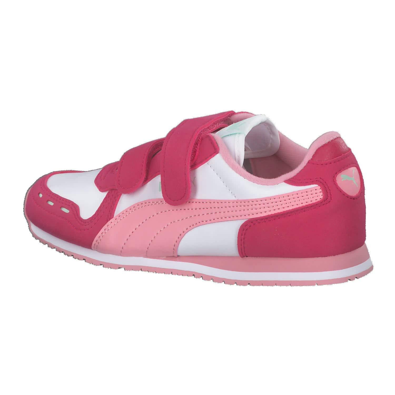 PUMA Unisex Baby Cabana Racer Sl V Ps Sneaker