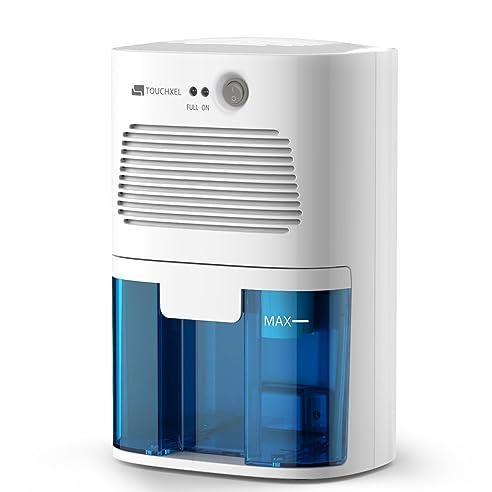 TOUCHXEL Thermo Elektrischer Luftentfeuchter Mit ML Wassertank - Luftentfeuchter schlafzimmer