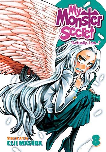 Monster High Treats (My Monster Secret Vol. 8)